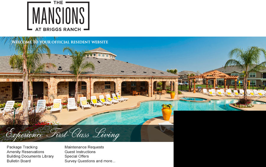 Mansions at Briggs Ranch